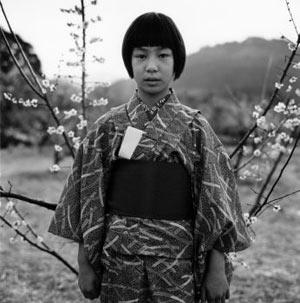 Suda Issei, Ogose, Saitama Prefecture, from the series Fushi Kaden, 1976<br />Vintage silver print<br />22,7 x 22,6 cm<br />©Issei Suda, courtesy Galerie Priska Pasquer, Köln
