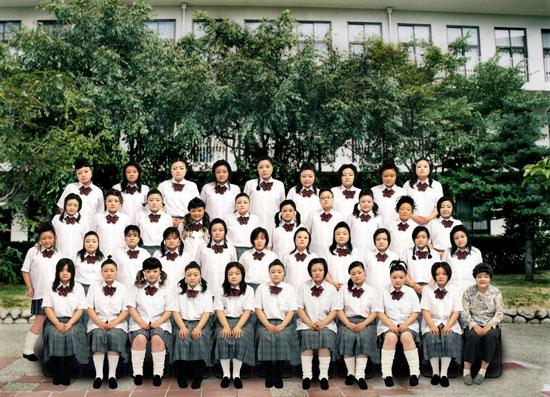 Tomoko Sawada School Days