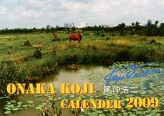 Koji Onaka 2009 Calendar