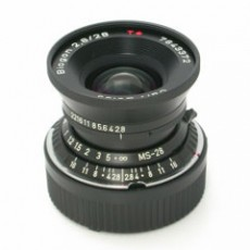 Contax G Biogon 28/2.8 converted for Leica