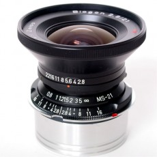 Contax G Biogon 21/2.8 converted for Leica