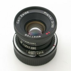 Contax G Planar 35/2 converted for Leica