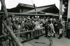 """Masahiro Kodaira: From """"Onbashira"""" series"""