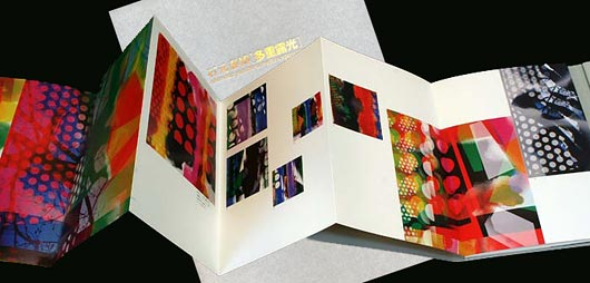 Yasuhiro Ishimoto, multi exposure exhibition catalog