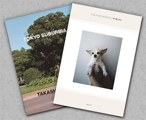 Takashi Homma Book Covers
