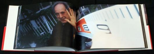 Nobuyoshi Araki, A Nikki -- book spread