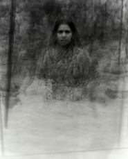 Ken Kitano, from our face -- 20 Women Washing Themselves in River Ganges in Varanasi, India, 2008