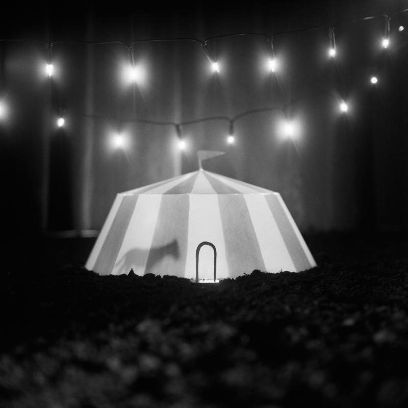 Miyuki Okuyama - Circus, from Safe Playground