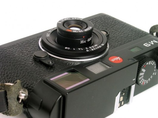 MS Optical Super Triplet Perar 3.5/35 Mark II
