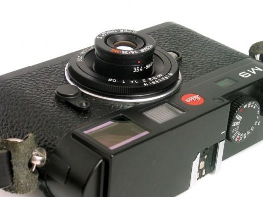 MS Optical Super Triplet Perar 3.5/35 Mark II