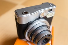 Fuji Mini 90 Instax Neo Classic camera