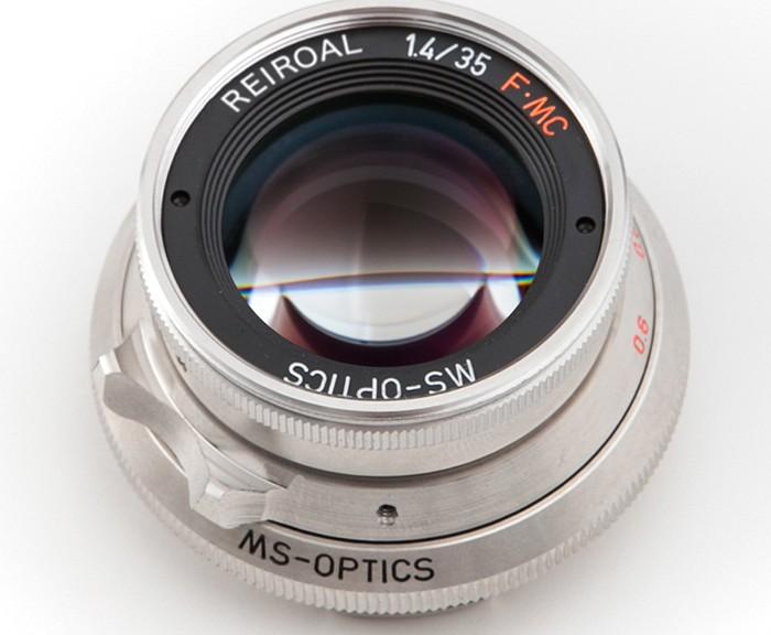 MS Optics Reiroal 35/f1.4