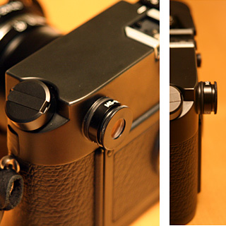 MS-MAG x1.35 magnifier for Leica M