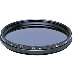 Vernier circular polarizing filter [49mm]