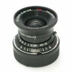 Contax G Biogon 28/2.8 converted for Leica