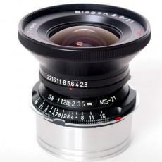Contax G Biogon 21/2.8 converted for Leica