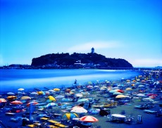 Ken Kitano, from one day -- Enoshima Beach