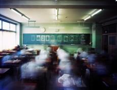Ken Kitano, from one day -- Classroom, Kanagawa Kenritsu Soubudai High School