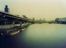 Ken Kitano, from one day -- Sumidagawa, Tokyo