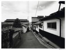 Mitsuru Fujita, Ueda, Nagano Prefecture, May, 2002 -- from Zaisyo
