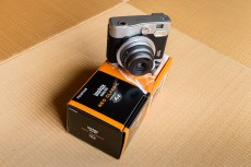 Fuji Mini 90 Instax Neo Classic camera